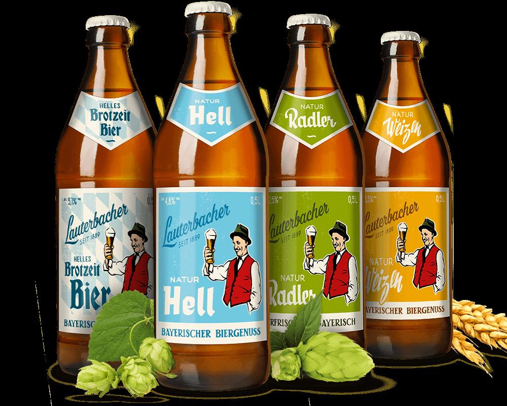 Lauterbacher Biere