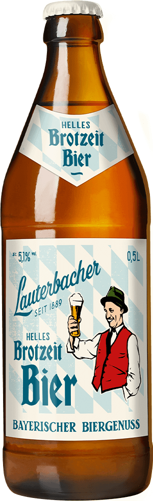 Lauterbacher Brotzeit Bier